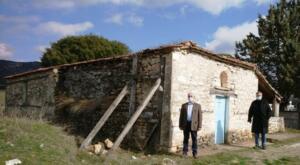 Ελάτη – Λαζαράδες – Φρούριο επισκέφτηκε ο Αντιπεριφερειάρχης Π.Ε. Κοζάνης Γρηγόρης Τσιούμαρης 4