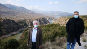 Ελάτη – Λαζαράδες – Φρούριο επισκέφτηκε ο Αντιπεριφερειάρχης Π.Ε. Κοζάνης Γρηγόρης Τσιούμαρης 6