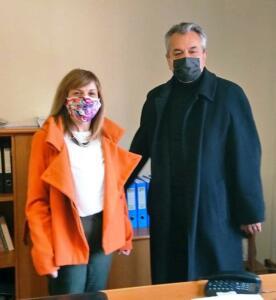 Επίσκεψη του Αντιπεριφερειάρχη Κοζάνης στον Κρόκο 1