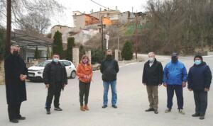 Επίσκεψη του Αντιπεριφερειάρχη Κοζάνης στον Κρόκο 2