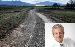 Τσιούμαρης Γρηγόρης: Επισκευή και συντήρηση δρόμου από ΤΚ Δαφνερού έως όρια Ν. Γρεβενών