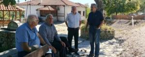 Λύση στα προβλήματα της Τοπικής Κοινότητας Διλόφου σχεδιάζει με τις Τεχνικές Υπηρεσίες της Π.Ε. Κοζάνης ο Αντιπεριφερειάρχης Γρηγόρης Τσιούμαρης 1