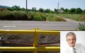Γρηγόρης Τσιούμαρης - Δημοπράτηση έργου: «Ολοκλήρωση τεχνικών στο 6ο χλμ του επαρχιακού δρόμου Κοζάνης – Αιανής»