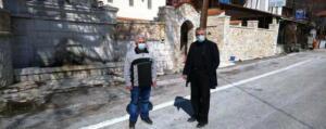 Πολύμηλο-Καπνοχώρι επισκέφτηκε ο Αντιπεριφερειάρχης Π.Ε. Κοζάνης Γρηγόρης Τσιούμαρης 2