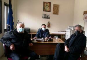 Τσιούμαρης Γρηγόρης: Συσκέψεις του Αντιπεριφερειάρχη Κοζάνης με Προέδρους στις Τοπικές Κοινότητές τους - Ανατολικό Εορδαίας
