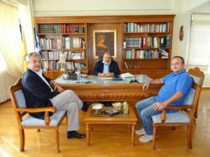 Τελετή παράδοσης – παραλαβής στην Περιφερειακή Ενότητα Κοζάνης