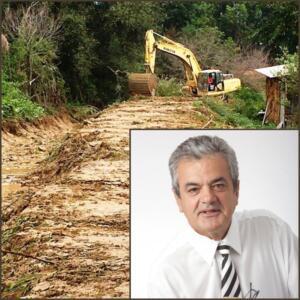 Τσιούμαρης: 2.120.000 € για Kαθαρισμό Ρεμάτων στην Π.Ε. Κοζάνης