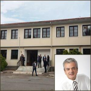 Τσιούμαρης: Ανακαίνιση κτηρίου Κτηνιατρικού Εργαστηρίου Κοζάνης