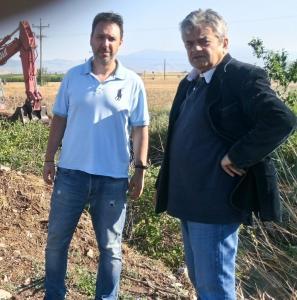 Άμεση παρέμβαση της Περιφερειακής Ενότητας (ΠΕ) Κοζάνης για την αντιμετώπιση των πρόσφατων έκτακτων πλημμυρικών φαινομένων