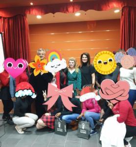 Πρωτότυπη εκδήλωση στη δομή ασυνόδευτων προσφύγων στον Πεντάλοφο