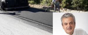 Τσιούμαρης Γρηγόρης: 1.785.000,00 € για εκτενή Συντήρηση – Βελτίωση του Επαρχιακού Οδικού δικτύου του Βοΐου