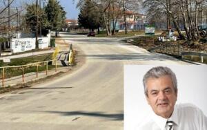 Τσιούμαρης Γρηγόρης Π.Ε. Κοζάνης: 650.000,00€ για τον δρόμο Σέρβια - Λάβα - Πλατανόρευμα 1