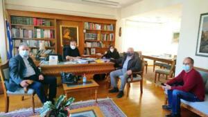 Τσιούμαρης Γρηγόρης: Εκσυγχρονισμός και επέκταση αρδευτικού δικτύου Πύργων Εορδαίας