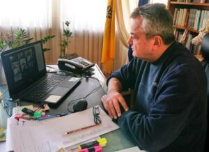 Την Παρασκευή 12 Φεβρουαρίου 2021 πραγματοποιήθηκε μέσω τηλεδιάσκεψης έκτακτη σύσκεψη του Συντονιστικού Οργάνου Πολιτικής Προστασίας της ΠΕ Κοζάνης υπό την Προεδρία του Αντιπεριφερειάρχη κ Γρηγόρη Τσιούμαρη
