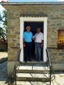 Επίσκεψη σε 5 κοινότητες του Β.Α Βοΐου του Αντιπεριφερειάρχη Κοζάνης 4