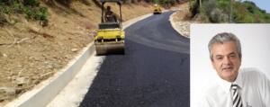 Τσιούμαρης Γρηγόρης: Τέσσερα Έργα Οδοποιίας Επαρχιακού Δικτύου συνολικού προϋπολογισμού 117.000,00 €